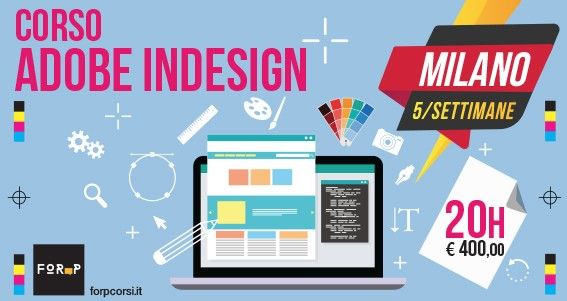 forpcorsi.it - Corso di Adobe InDesign